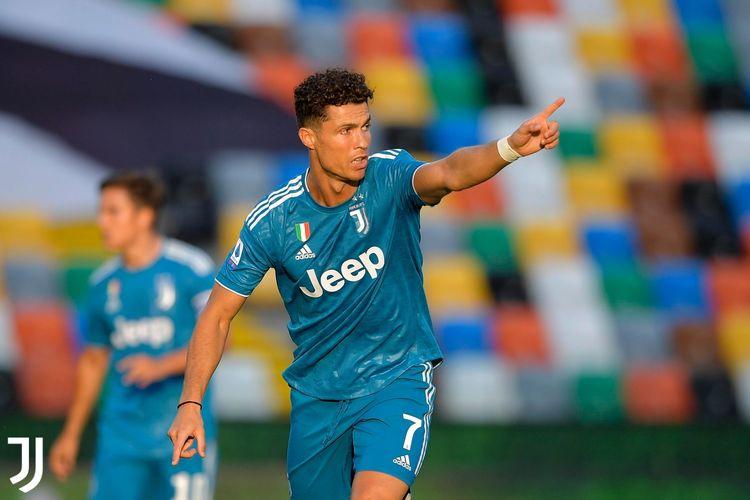 Cristiano Ronaldo Masih Bisa Meraih Rekor Musim Ini