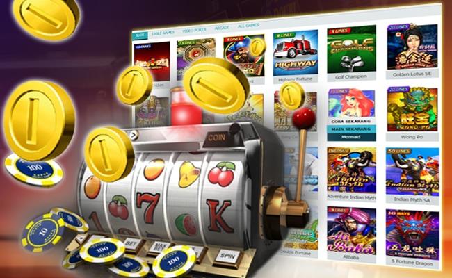 Begini Ternyata Ciri Khas Permainan Mesin Slot Online Yang Sangat Menjanjikan